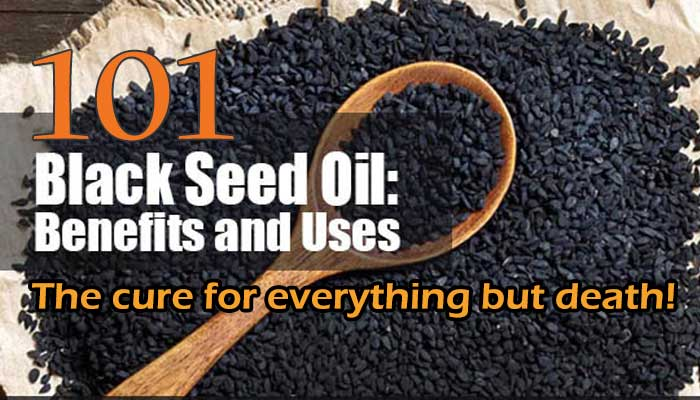 Black Seed Oil Benefits: The Cure For Everything But Death!